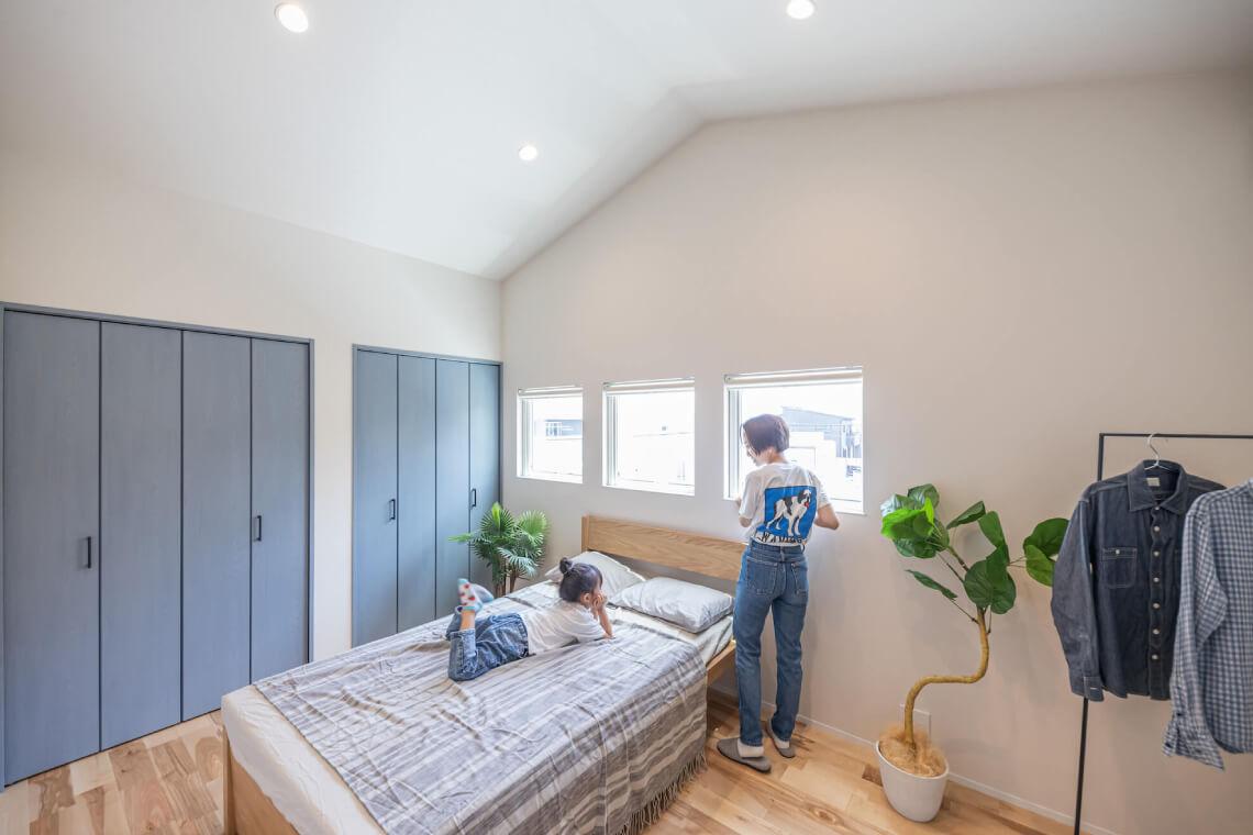 CALIFORNIA HOUSE 寝室 特集 株式会社Kibaco