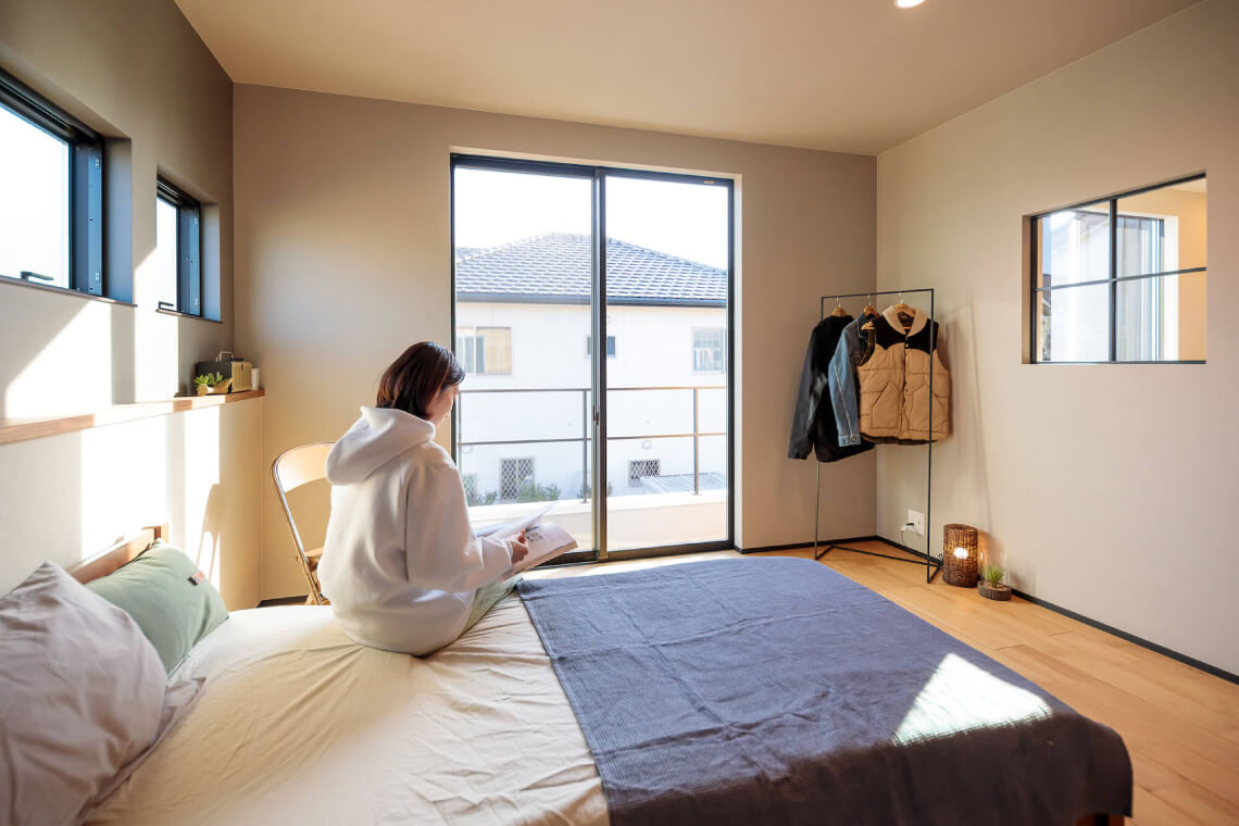 Montagne 寝室 特集 株式会社Kibaco
