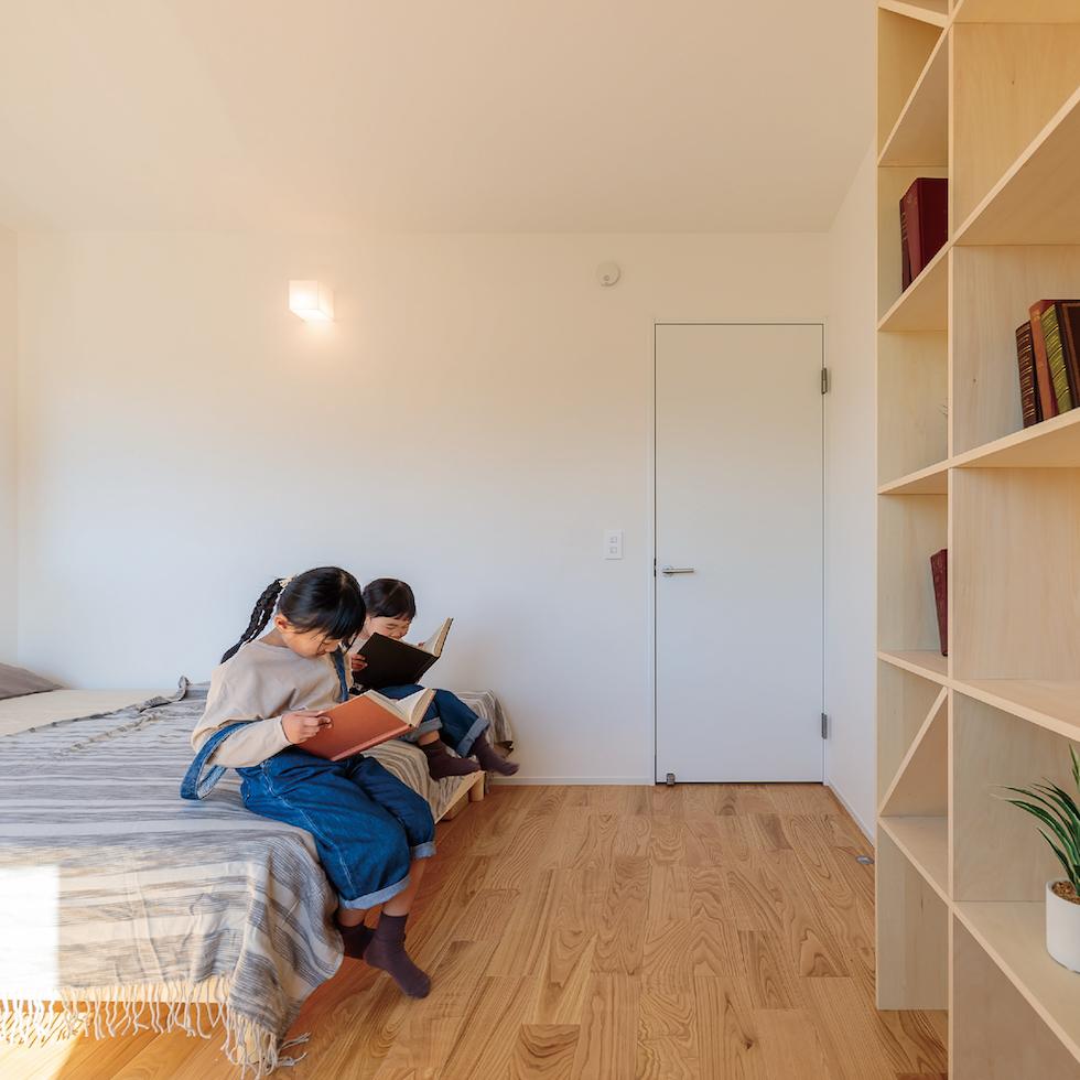 寝室|株式会社Kibaco