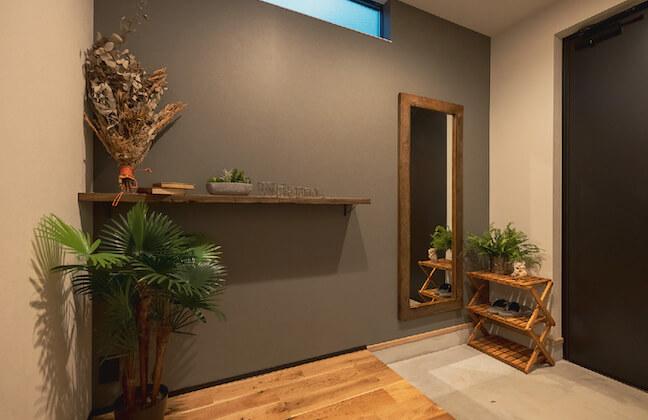 玄関|株式会社Kibaco