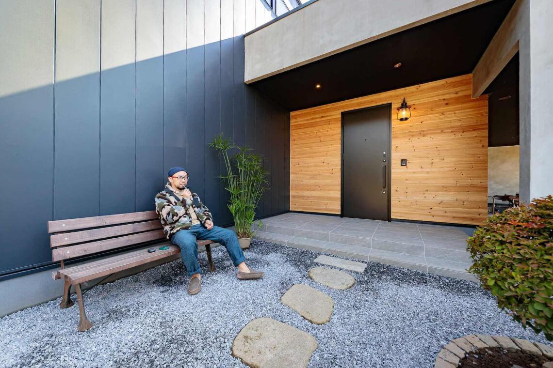 鎌庭の家|玄関|特集|株式会社Kibaco