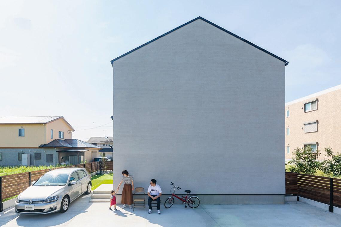 香取台の家|外観|特集|株式会社Kibaco