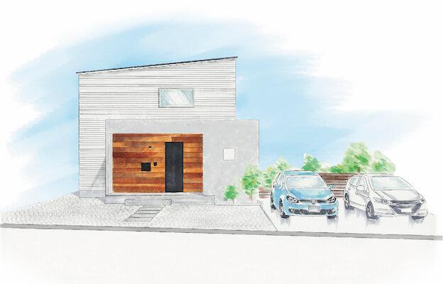 羽成の家|株式会社Kibaco