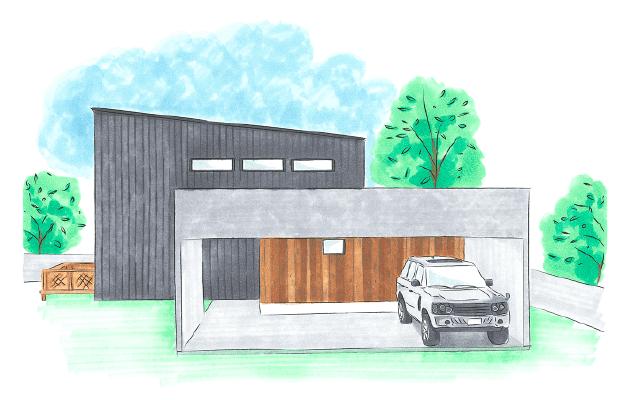 鎌庭の家|株式会社Kibaco