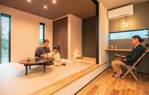 下稲吉の家|株式会社Kibaco