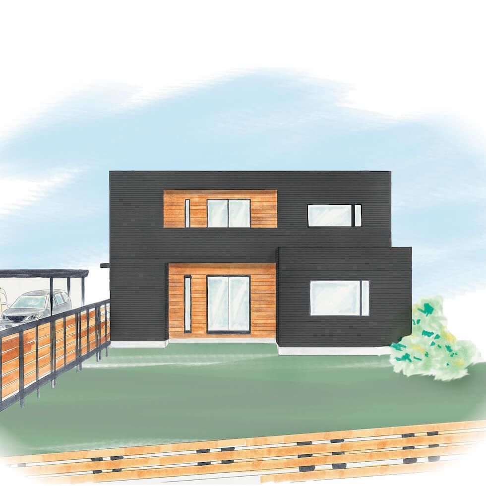 藤沢の家 株式会社Kibaco