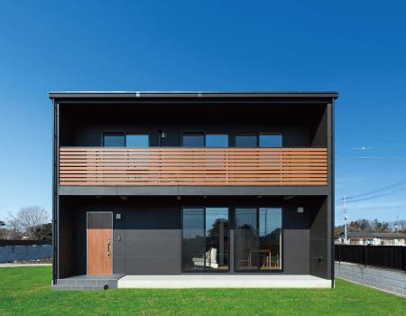古間木新田の家 つくば市の新築木の家 株式会社Kibaco