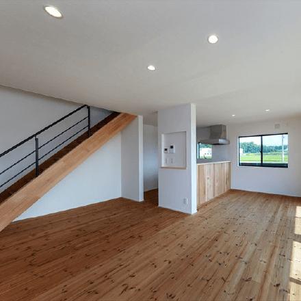 古間木新田の家|つくば市の新築木の家|株式会社Kibaco