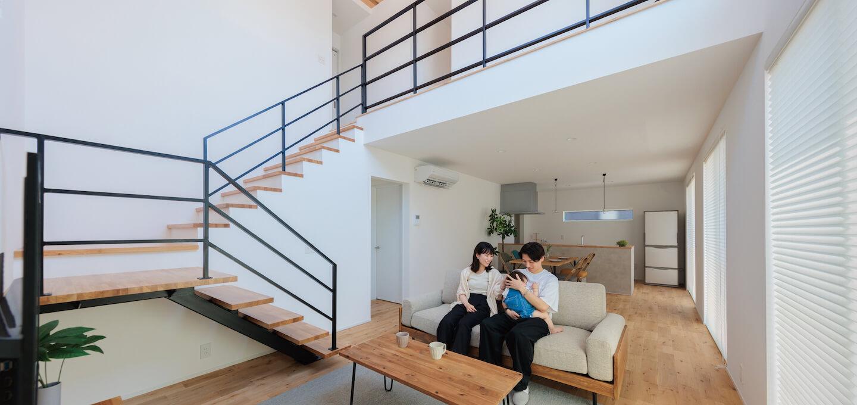 羽成の家 施工事例 株式会社Kibaco