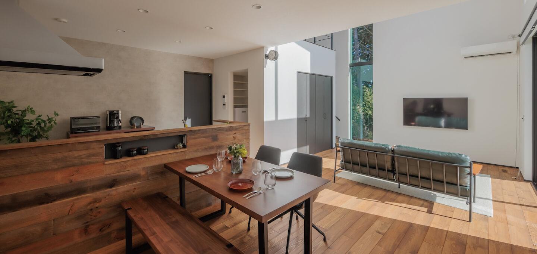 in Garage|施工事例|株式会社Kibaco