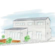 上長の二世帯住宅|つくば市の新築木の家|株式会社Kibaco