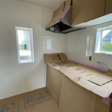 上長の二世帯住宅 つくば市の新築木の家 株式会社Kibaco