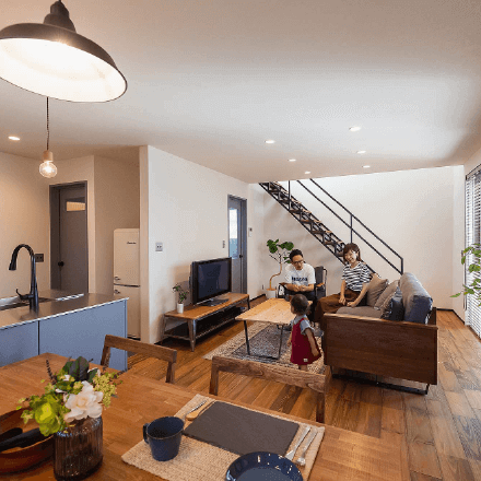 香取台の家|つくば市の新築木の家|株式会社Kibaco