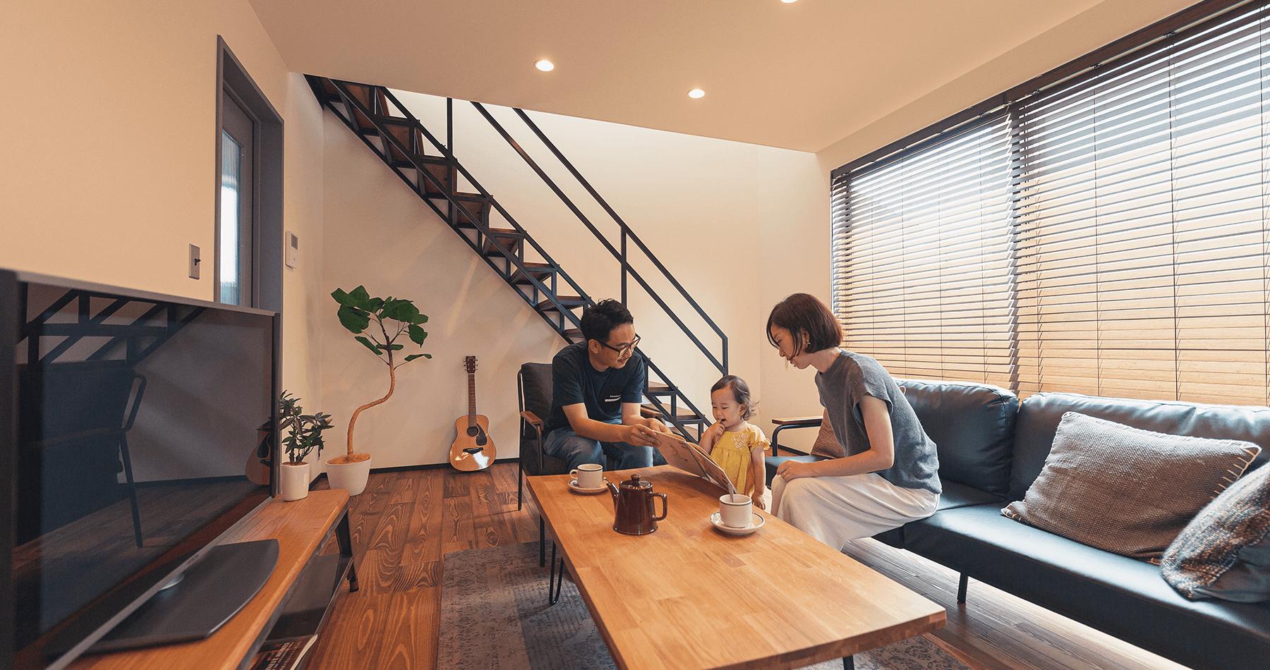 家香取台の家|株式会社Kibaco