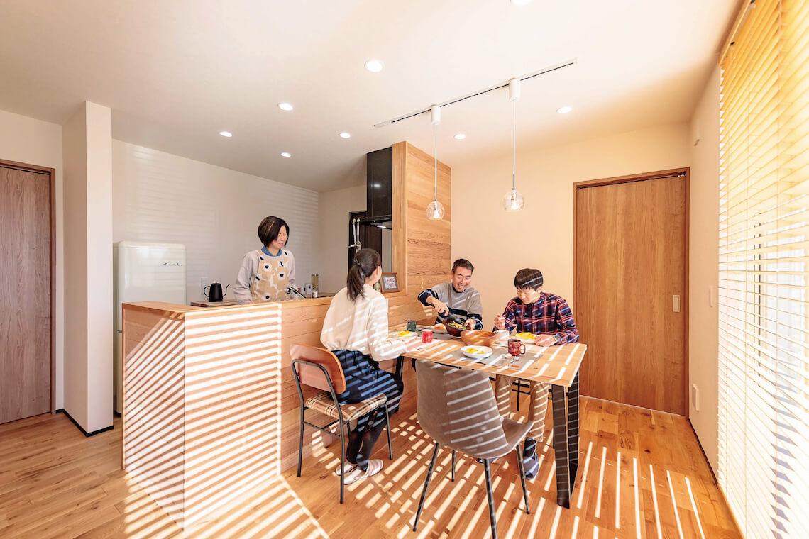 並木の家|キッチン|特集|株式会社Kibaco
