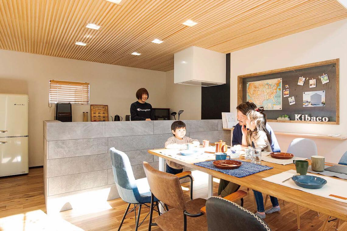 Surfer's House|キッチン|特集|株式会社Kibaco