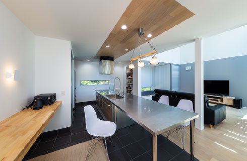 Kitchen|株式会社Kibaco
