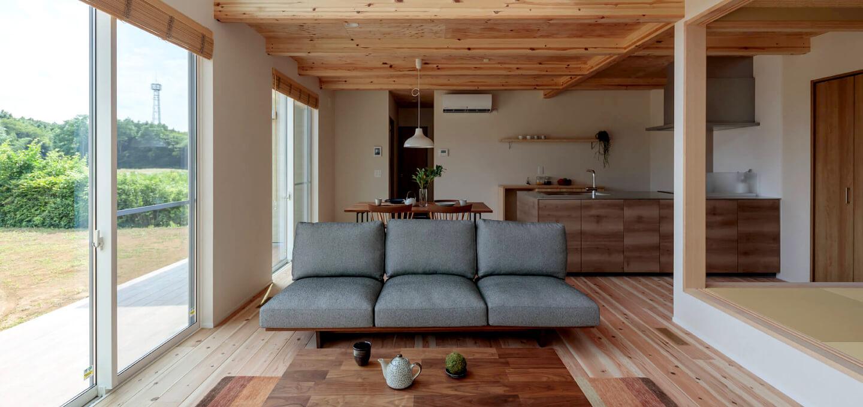 和の家 施工事例 株式会社Kibaco