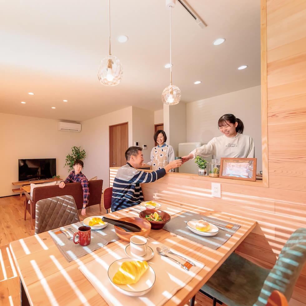 並木の家|株式会社Kibaco