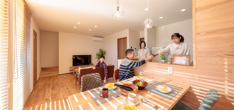 並木の家|施工事例|株式会社Kibaco