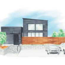Noir|つくば市の新築木の家|株式会社Kibaco