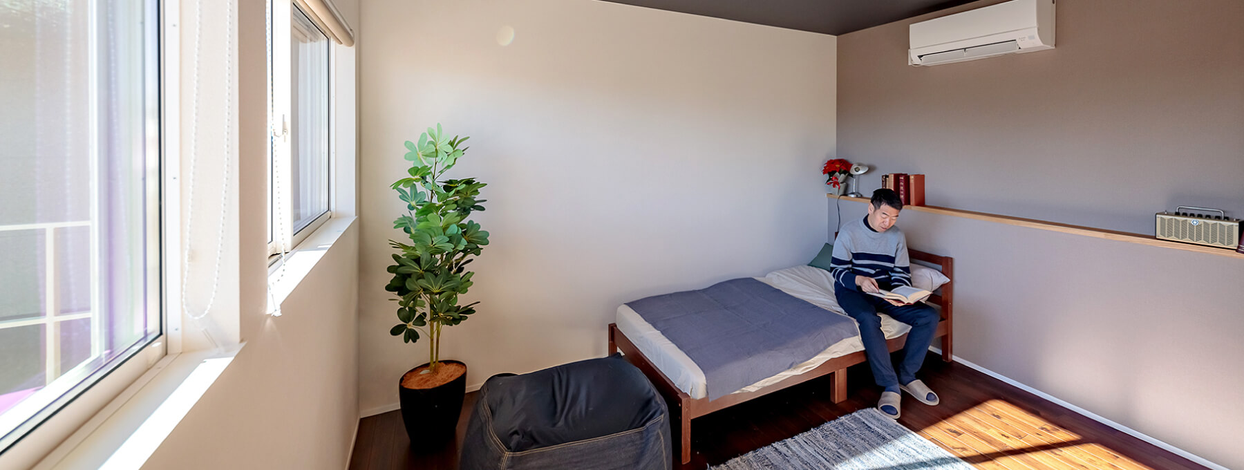並木の家【完成見学会】|株式会社Kibaco