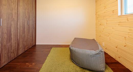 Room1 & Room2|並木の家【完成見学会】|株式会社Kibaco