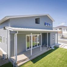 CALIFORNIA HOUSE|施工事例|株式会社Kibaco