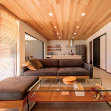 メゾン・ド・ベロ|つくば市の新築木の家|株式会社Kibaco