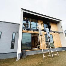 沢目の家|つくば市の新築木の家|株式会社Kibaco