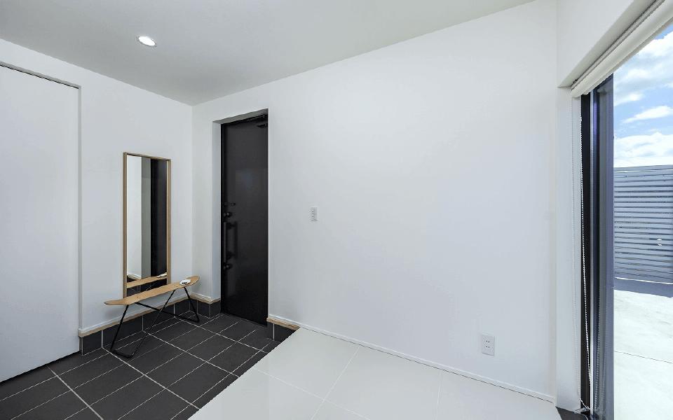 藤ヶ谷の家リビング|つくば市の新築木の家|株式会社Kibaco