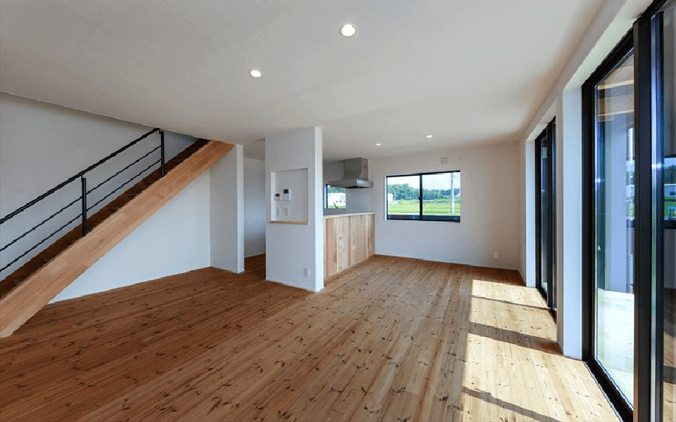 古間木新田の家|つくば市の新築の機の家|株式会社Kibaco