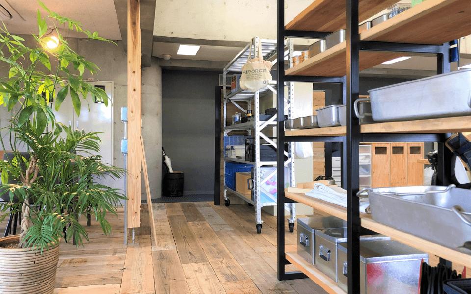 オフィスデザイン つくば市の新築の機の家 株式会社Kibaco