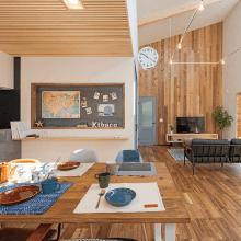 サーファーズハウス|つくば市の新築木の家|株式会社Kibaco