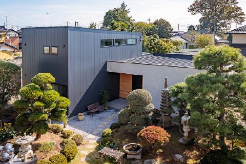 鎌庭の家【完成見学会】|株式会社Kibaco
