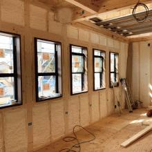ヴィンテージオフィス|つくば市の新築木の家|株式会社Kibaco